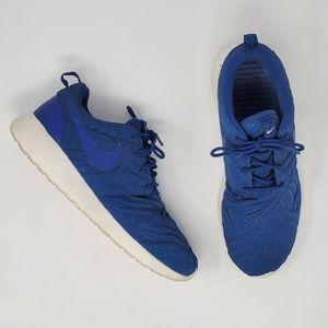 Nike Roshe One Premium Royal Blue Size 7.5